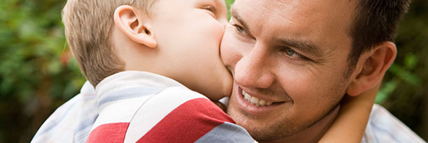 what happens after paternity is established